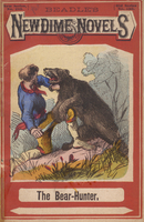The bear-hunter, or, Davy Crockett as a spy