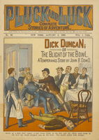 Dick Duncan, or, The blight of the bowl