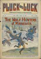 The wolf hunters of Minnesota