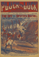 The spy of Spuyten Duyvil, or, The boy with a charmed life