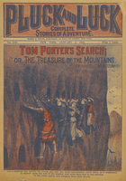 Tom Porter's search, or, The treasure of the mountains