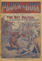 The boy sultan, or, Searching for a lost diamond mine