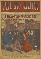 A New York working boy, or, A fight for a fortune