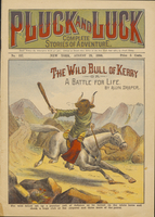 The wild bull of Kerry, or, A battle for life