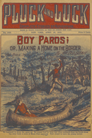 Boy pards, or, Making a home on the border