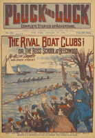 The rival boat clubs, or, The boss school at Beechwood