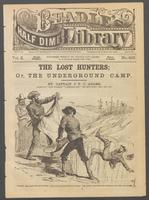 lost hunters, or, The underground camp