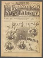 Kelley, Hickey & Company, the sleuths of Philadelphia, or, Satan's social
