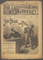 Jim Beak and pal, private detectives, or, Playing three hands