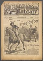 Little Fox Foot, the gold bowie kid, or, Old Wildfire's treasure