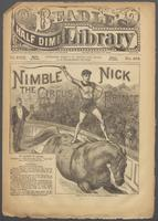 Nimble Nick, the circus prince