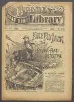 Fire Fly Jack the river-rat detective, or, A queer case