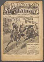Jaunty Joe the young horse king, or, Black Jack's big boom