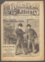 Fox and Falcon, the Bowery shadows, or, Trapping for human game