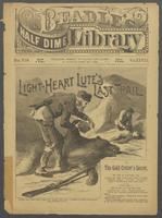Light-heart Lute's last trail, or, The gold crater's secret