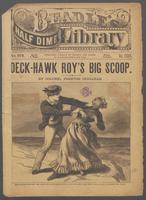 Deck-Hawk Roy's big scoop, or, The sea-rover's protege