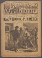 Deadwood Dick, Jr. in Mexico, or, The girl prisoner of the madhouse