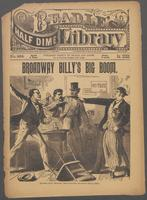 Broadway Billy's big boom, or, Cornering counterfeit crooks