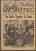 doctor detective in Texas, or, Jack Karbun and the cowboys