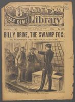 Billy Brine, the swamp fox, or, Shadowing the smuggler schooner