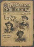 Three detective pards, or, Nobby Nick's big game