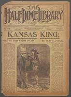 Kansas King, or, The red right hand