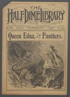 Queen Edna, of the panthers, or, Cyclone Saul's search