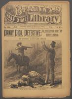 Dandy Dick, detective, or, The still hunt at Burnt Match