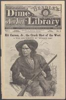Kit Carson, Jr., the crack shot of the West