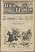 Don Sombrero, the California road gent, or, The three men of Mount Tabor