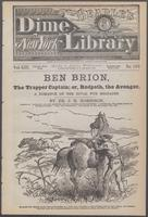 Ben Brion, the trapper captain, or, Redpath, the avenger