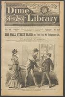 Wall Street Blood, or, Tick Tick, the telegraph girl