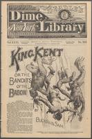 King Kent, or, The bandits of the bason