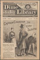 Captain Coldgrip the city sleuth, or, The coolest woman in New York