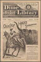 Old Pop Hicks showman, or, Lion Charley's luck