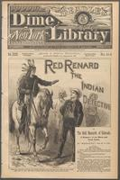 Red Renard, the Indian detective, or, The gold buzzards of Colorado
