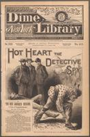 Hot Heart, the detective spy, or, The red jaguar's mission