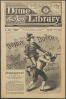 Dandy Dutch, the decorator from Dead-Lift, or, Saul Sunday's search for glory