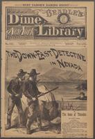 down-East detective in Nevada, or, The sons of thunder
