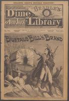 Buffalo Bill's brand, or, The brimstone brotherhood