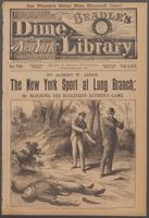 New York sport at Long Branch, or, Blocking the burlesque actress's game