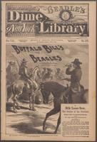 Buffalo Bill's beagles, or, Silk Lasso Sam, the outlaw of the overland
