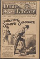 New York sharps' shadower, or, The game sport of Rusty Gulch