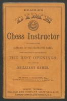 Beadle's dime chess instructor