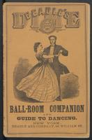 Beadle's dime ball-room companion and guide to dancing