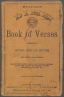 Beadle's dime book of verses
