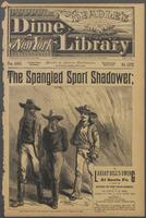spangled sport shadower, or, Lariat Bill's swing at Santa Fe