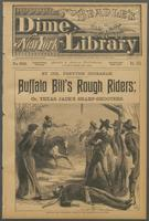 Buffalo Bill's rough riders, or, Texas Jack's sharp-shooters