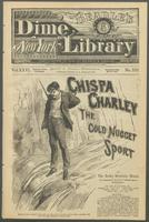 Chispa Charley, the gold nugget sport, or, The Rocky Mountain masks