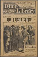 frisco sport, or, The man from Boston at paradise park
